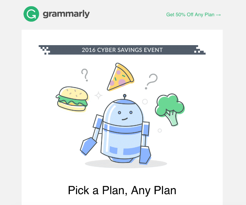 Grammarly - High-Low Pricing Example.png