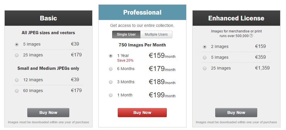 Shutterstock - Decoy Pricing Example.png