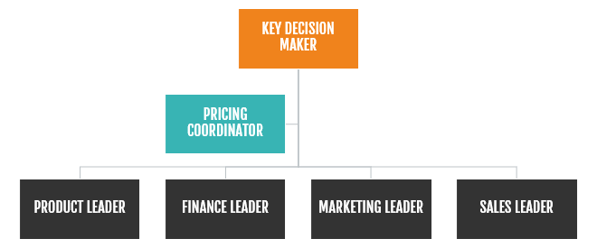 pricing-team-structure